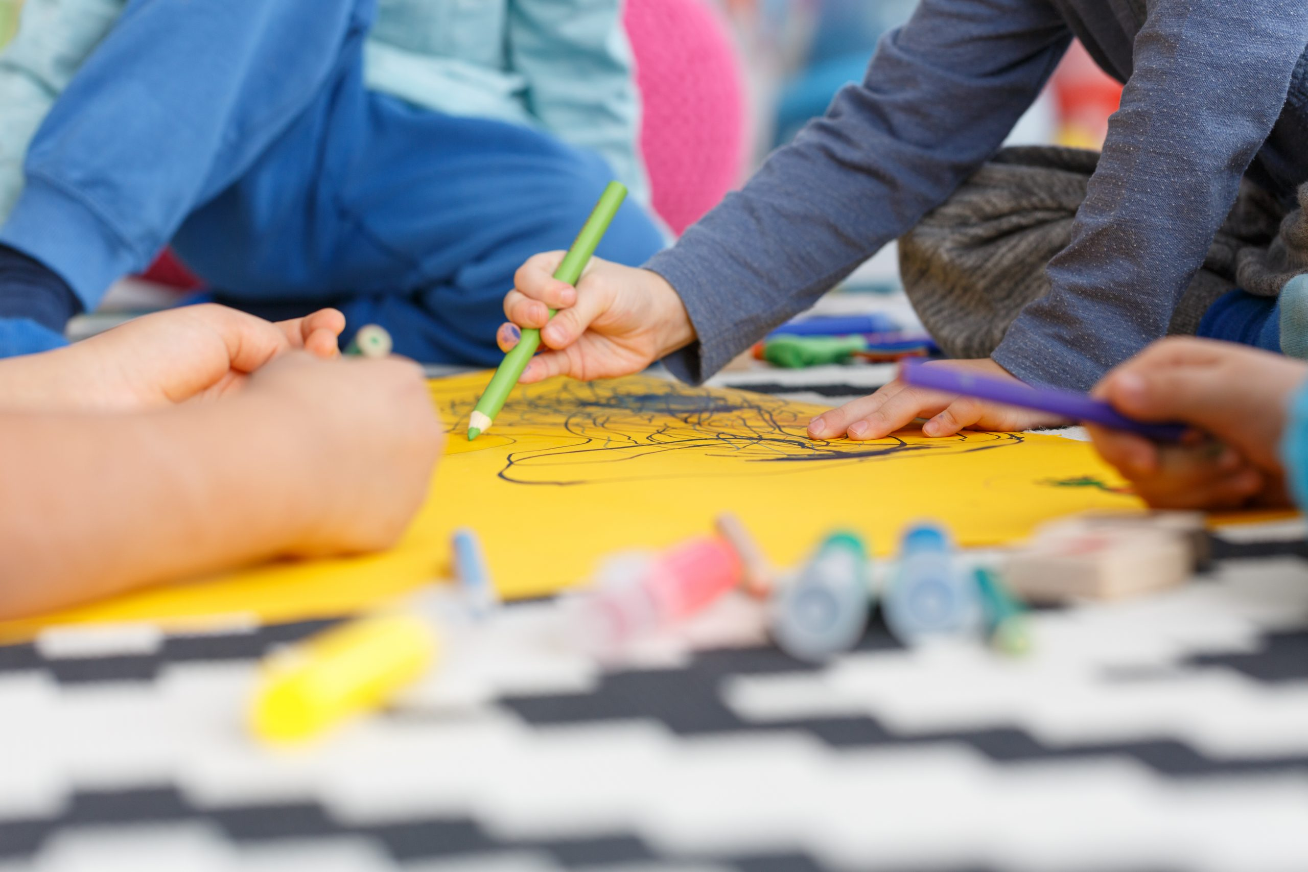 Reshaping Child Care After COVID